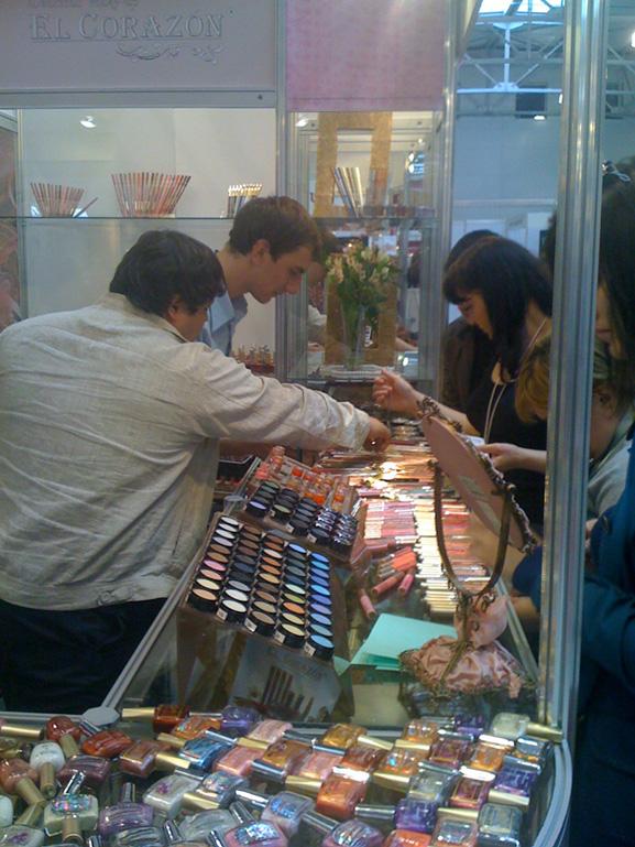Выставка профессиональной косметики и оборудования для салонов красоты в МВЦ Крокус Экспо